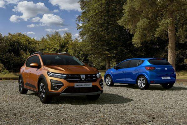 Dacia Sandero und Stepway 2021