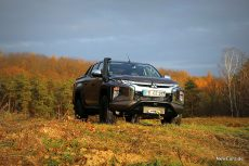 Mitsubishi L200 Off Road