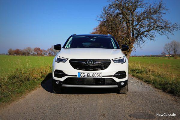 Opel Grandland X Hybrid Front