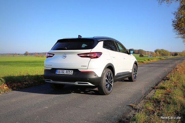 Opel Grandland X Hybrid Ultimate