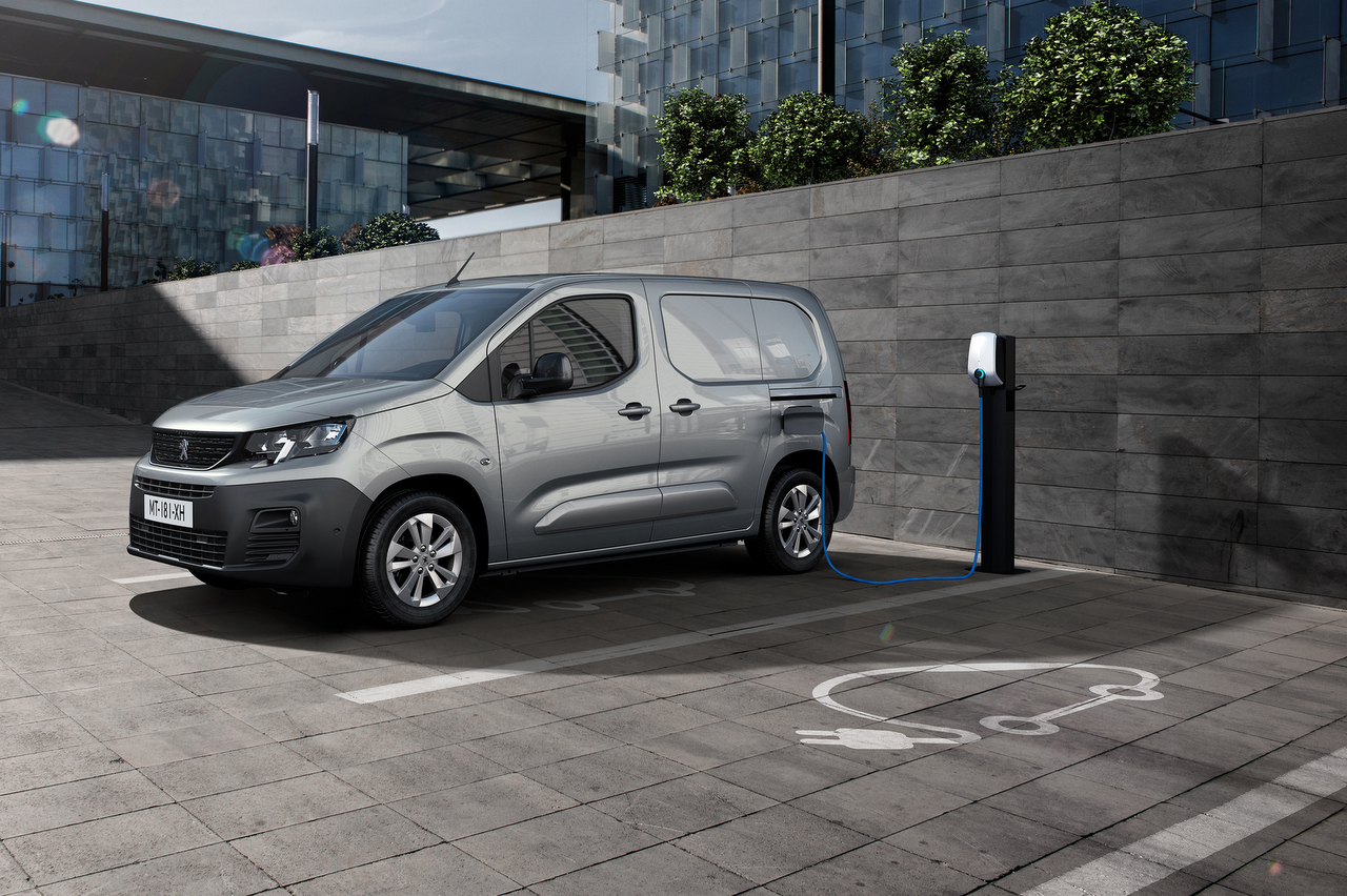 Peugeot e-Partner