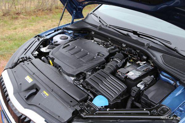 TDI Motorraum