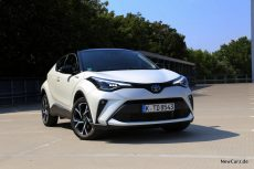 Toyota C-HR Facelift