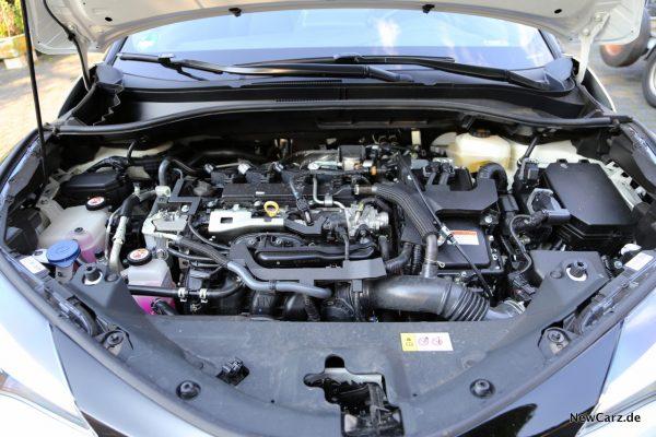Toyota C-HR Facelift Motor