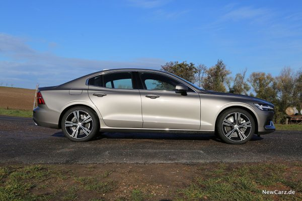 Volvo S60 T8 Recharge Seite