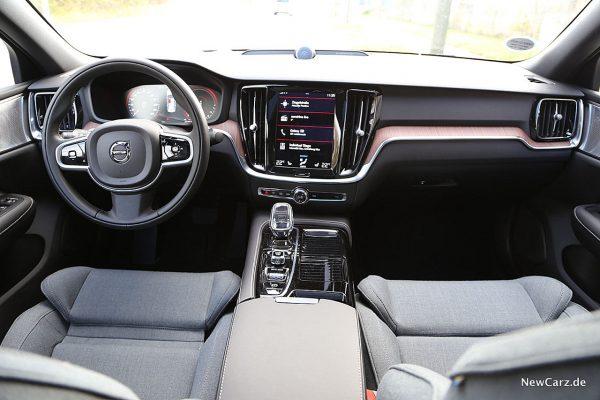 Interieur Volvo