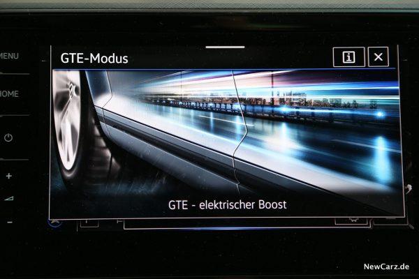 GTE-Mode
