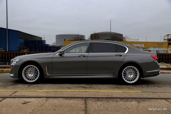 BMW Alpina B7 Seite