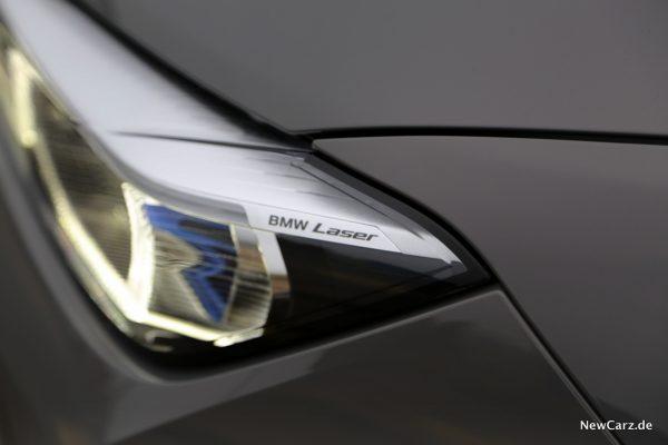 BMW Laser Licht