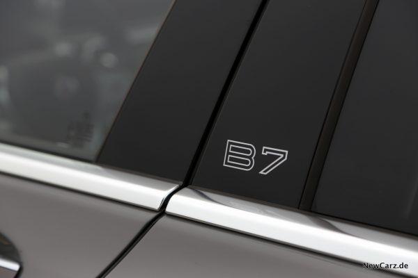 B7 B-Säule