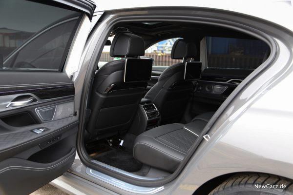 BMW Alpina B7 Fond