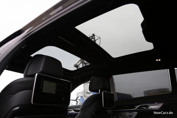 Panorama-Glasdach Sky Lounge Tag