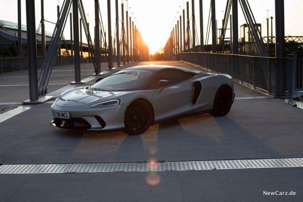 McLaren GT Sunset
