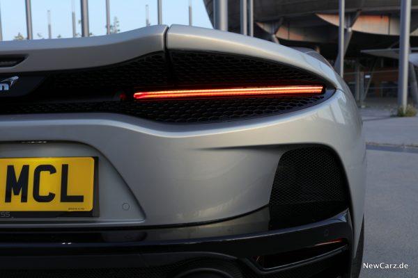 McLaren GT Heckleuchte