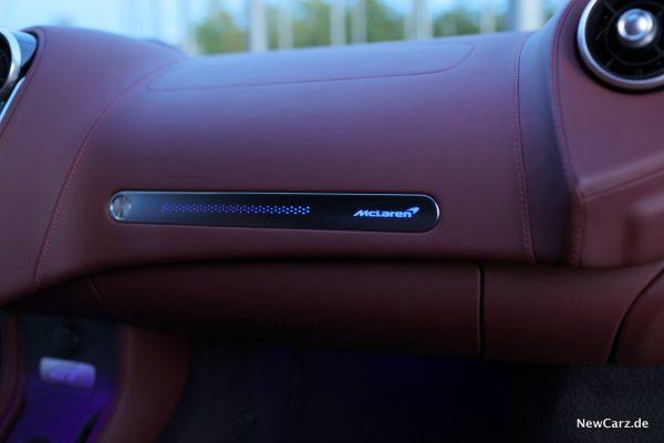 McLaren GT Ambientelicht