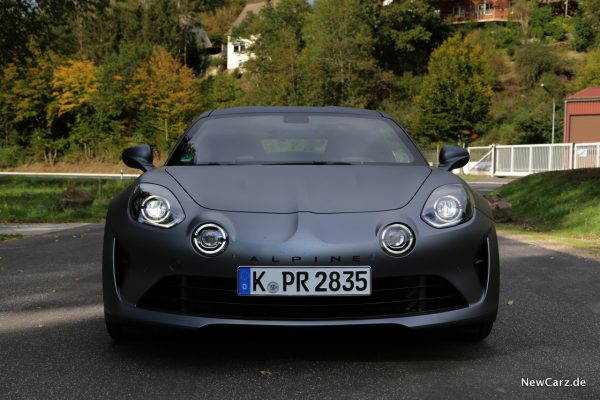 Alpine A110 S Front