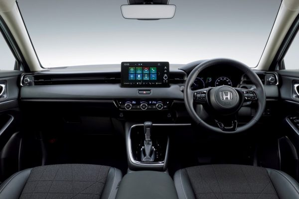 Interieur Honda
