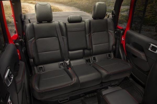 Interieur Jeep