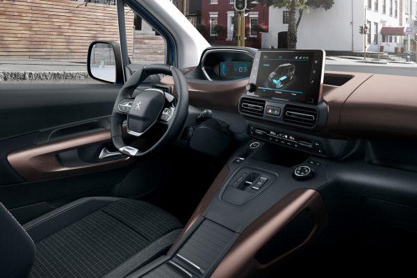 Innenraum Peugeot