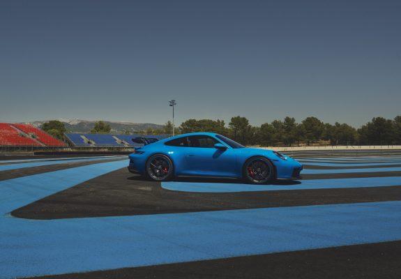 Porsche 911 GT3 Seite