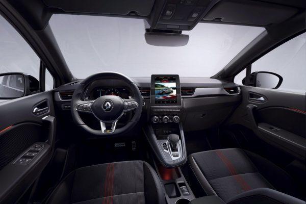 Interieur Renault Captur RS Line