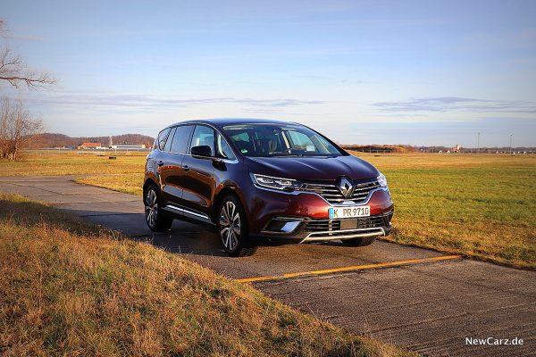 Renault Espace schräg vorne rechts