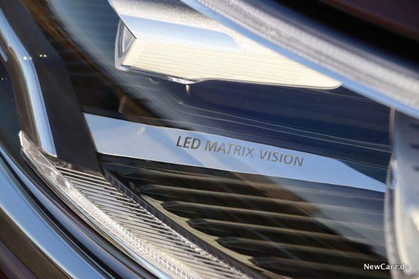 Matrix LED