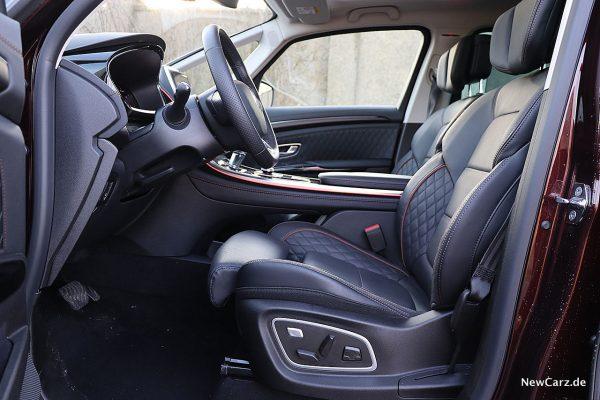 Interieur Renault Espace