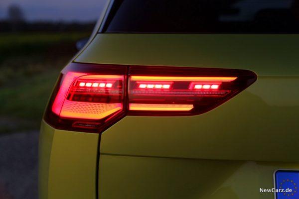 Golf LED Heckleuchten