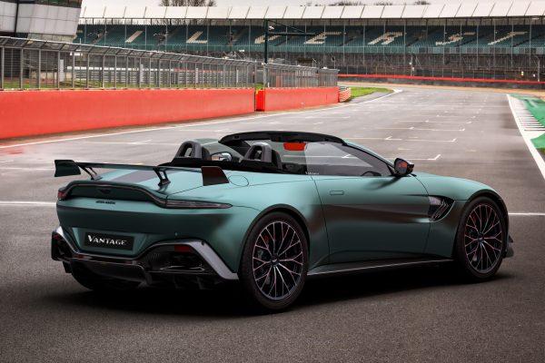 Aston Martin Vantage F1 Edition Roadster