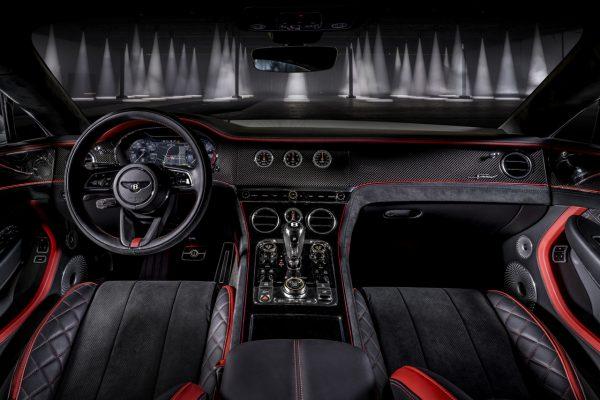 Interieur Bentley