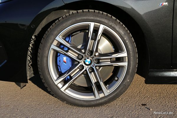 18-Zoll-Rad BMW