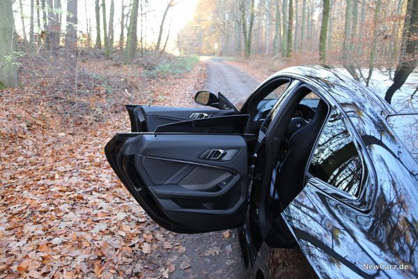 BMW M235i Gran Coupé Türen
