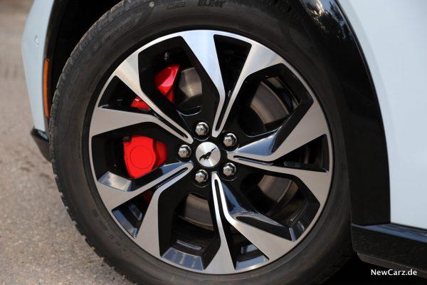 Ford Mustang Mach-E Bremsen