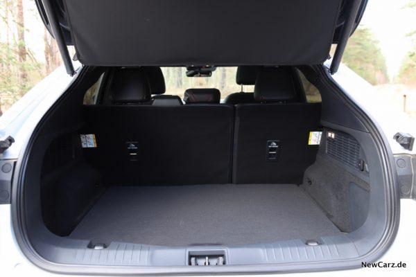 Ford Mustang Mach-E Kofferraum Standard
