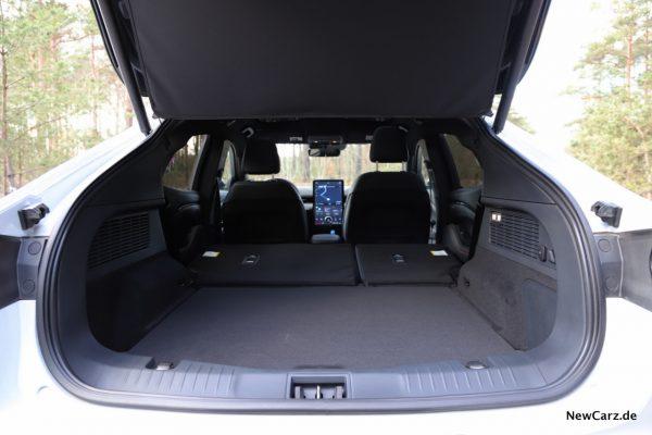 Ford Mustang Mach-E Kofferraum maximal