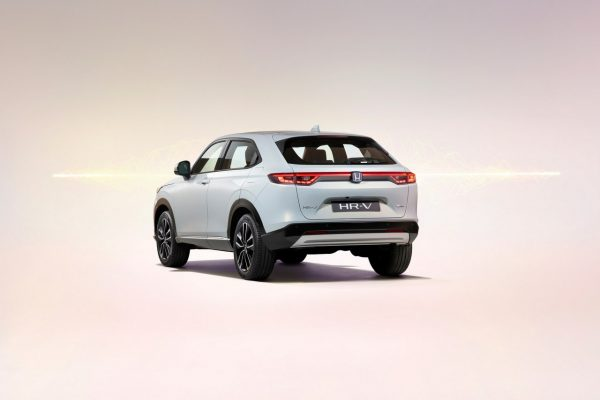 Honda HR-V e:HEV hinten