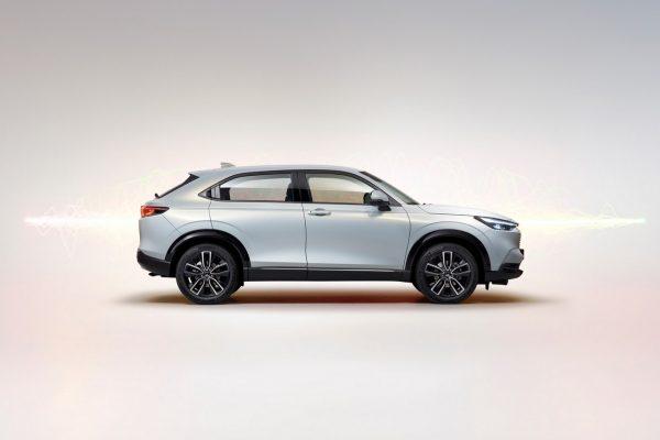 Honda HR-V e:HEV Seite
