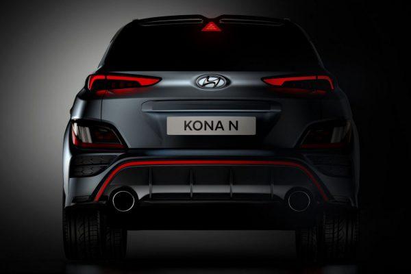 Hyundai Kona N Heck
