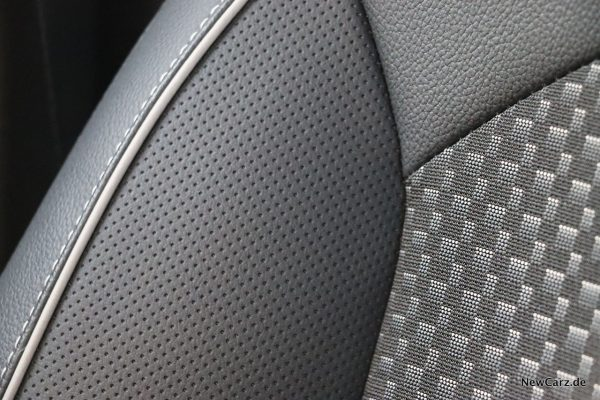 Material Sitzbezug