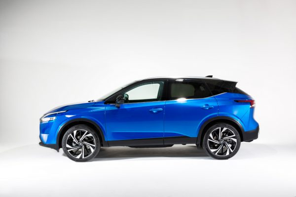 Nissan Qashqai 2021 Seite