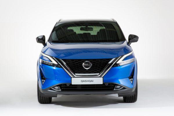 Nissan Qashqai 2021 Front