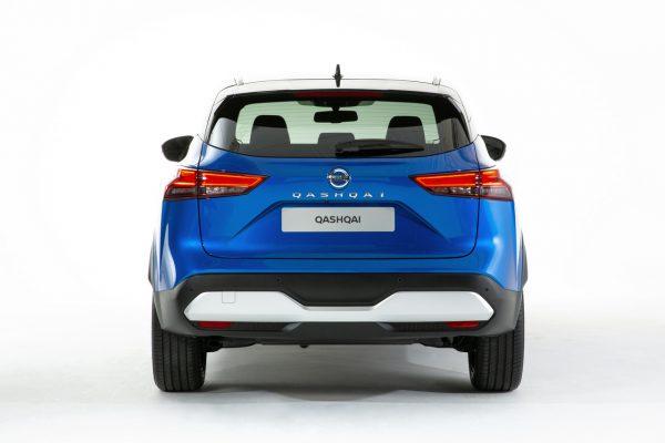 Nissan Qashqai 2021 Heck