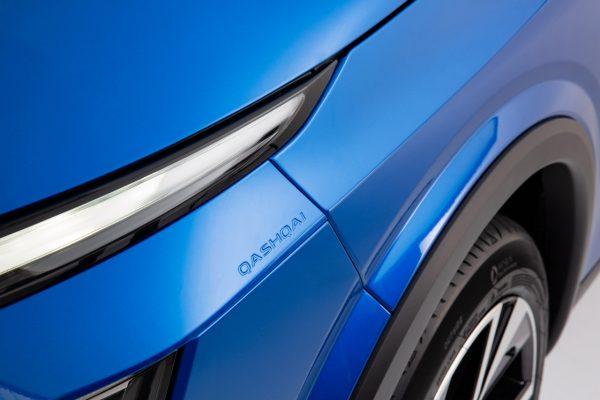 Nissan Qashqai 2021 Prägung