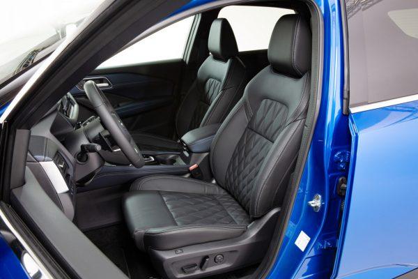 Nissan Qashqai 2021 Sitze