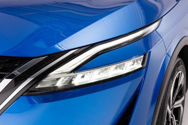 Nissan Qashqai 2021 Matrix LED-Scheinwerfer