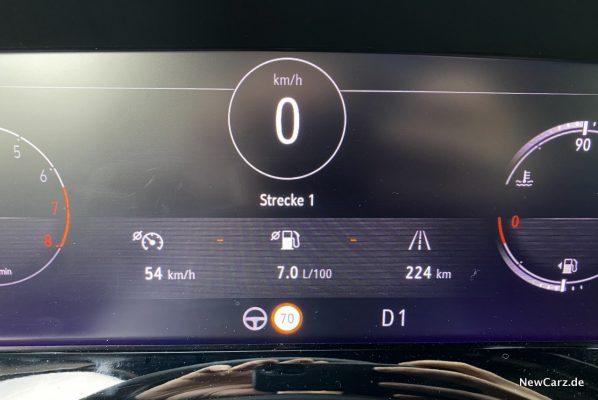 Opel Mokka Verbrauch