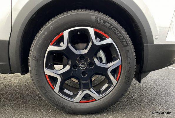 Opel Mokka Felgen