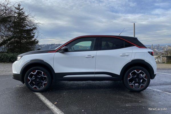 Opel Mokka Seite