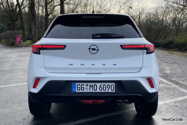 Opel Mokka Heck